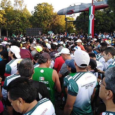 SEDENA Medio Maratón