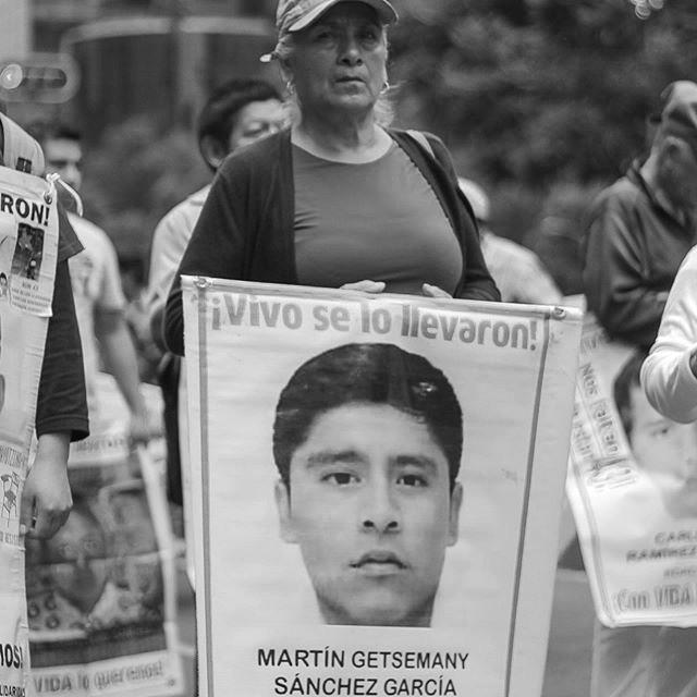 Martín Getsemany Sánchez García
