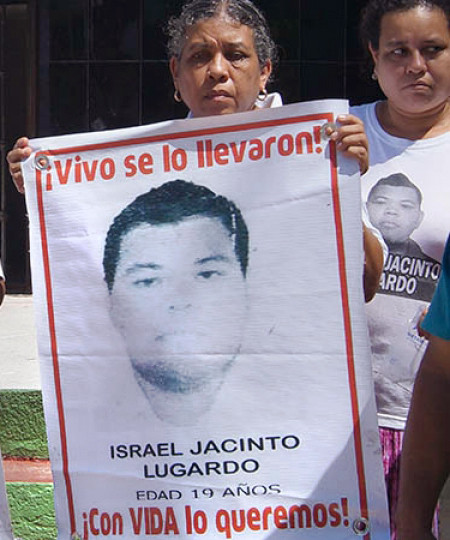 Israel Jacinto Lugardo