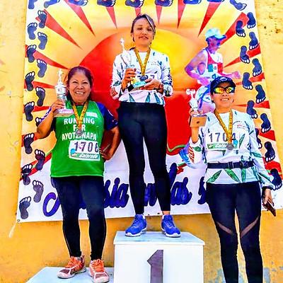 Ultra Maratón 60, 30 Y 14K