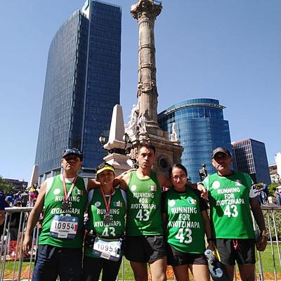 Mexico City Half Marathon