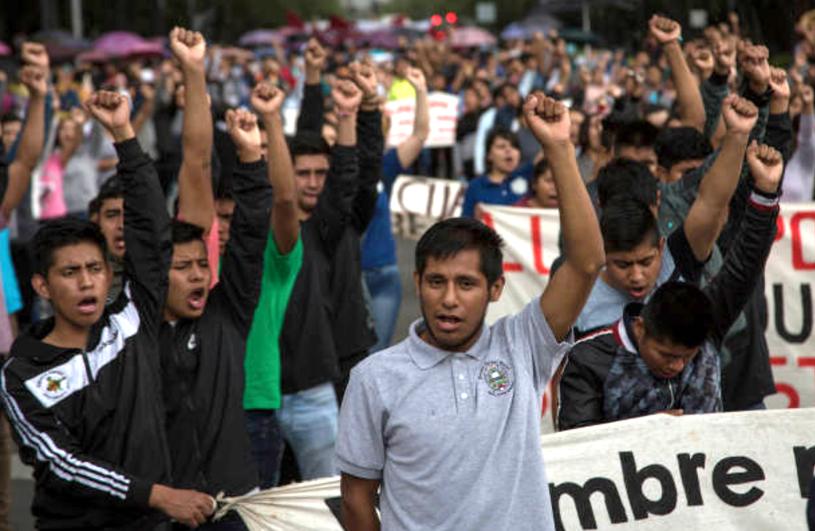Escuela Normal Rural Raúl Isidro Burgosde Ayotzinapa