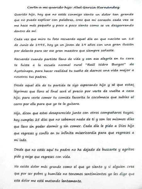 Abel García Hernández