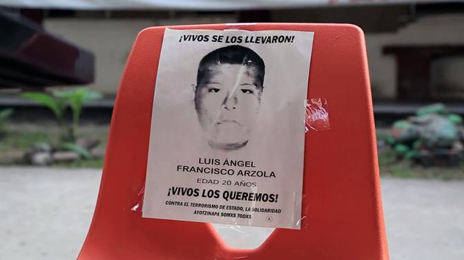 Luis Ángel Francisco Arzola
