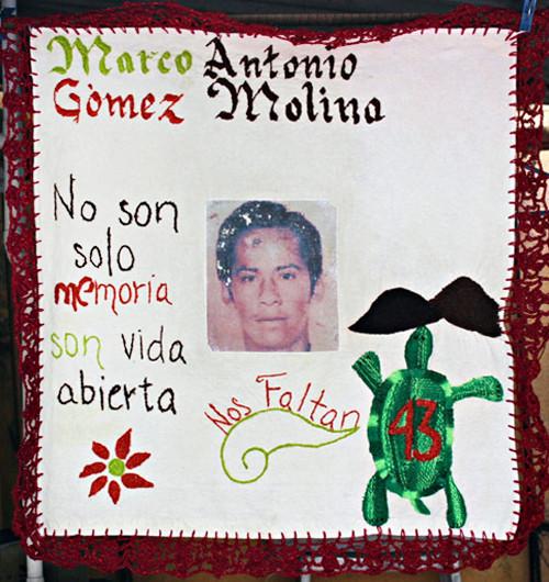 Marco Antonio Gómez Molina