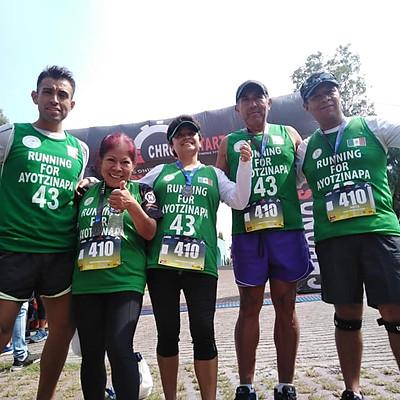 Maratón Sierra de Guadalupe, Revelos