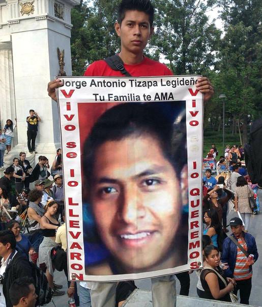 Jorge Antonio Tizapa Legideño