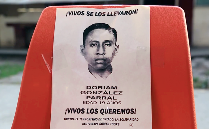 Doriam González Parral