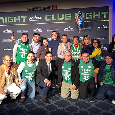 NYRR Club Night