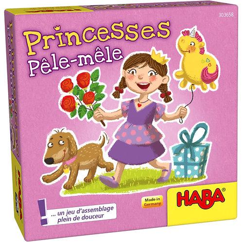 Princesse pêle-mêle
