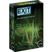 EXIT Le laboratoire secret
