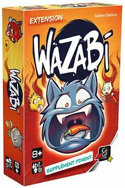 Wazabi extension supplément piment
