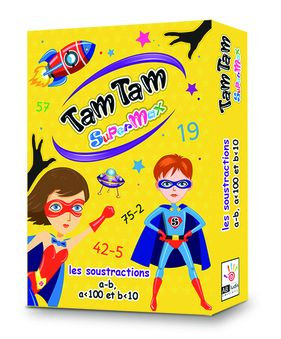 Tam Tam SuperMax Soustractions