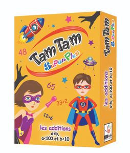 Tam-Tam Super Plus les additions
