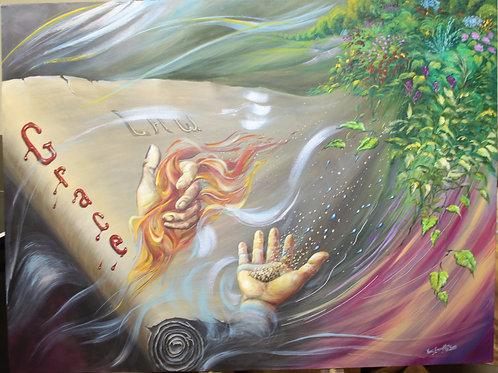 prophetic art -Kerry Broughton