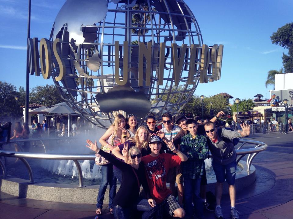 Youth LA Trip