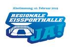 """Ein Ja für die regionale Eissporthalle und ein nein für die """"Zersiedelungsinitiative"""""""