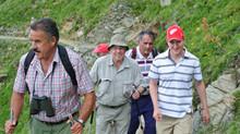 Christoph Blocher zu Gast in Poschiavo