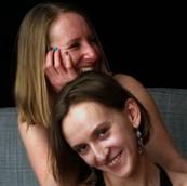 Nastya & Olena