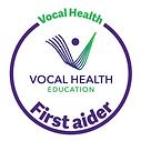 VHFA badge