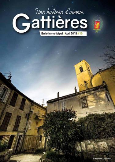 Bulletin Municipal Gattières