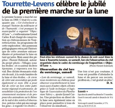 Nice Matin / Tourrette-Levens