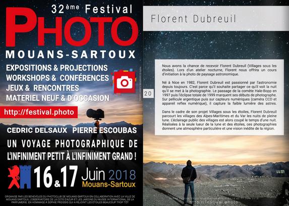 Dossier de Presse du 32e Festival Photo