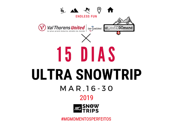 Ultra MG Snowtrip St. François + Val Thorens