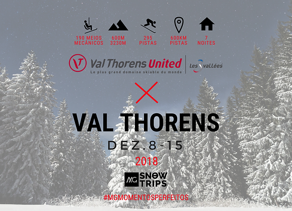 Reserva Val Thorens