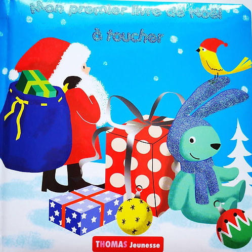 Mon premier livre de Noel à toucher