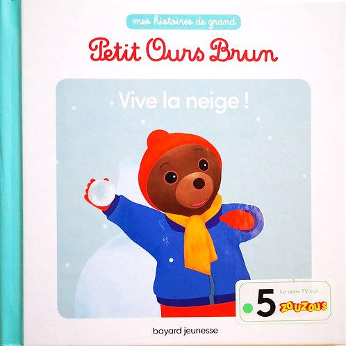 Petit Ours Brun, Vive la neige !