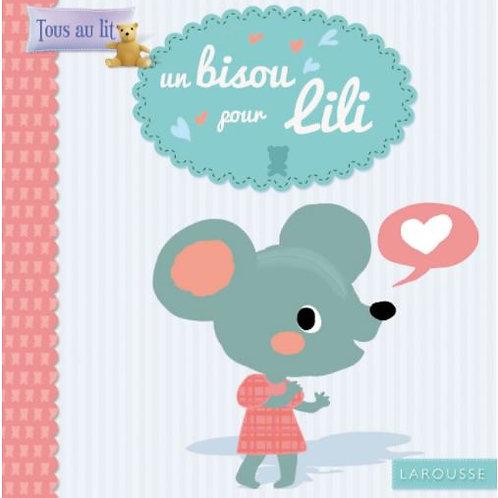 Un bisou pour lili (mini livre)