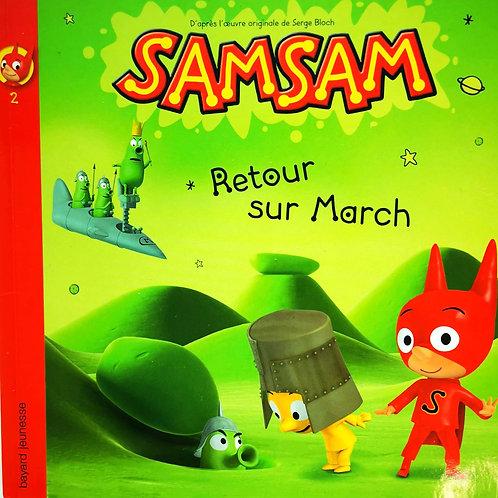 SamSam, retour sur March