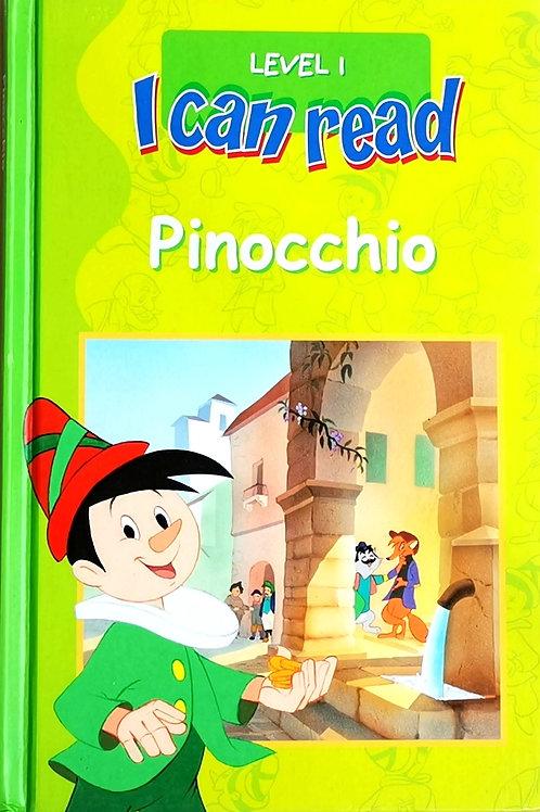 Pinocchio, I can read