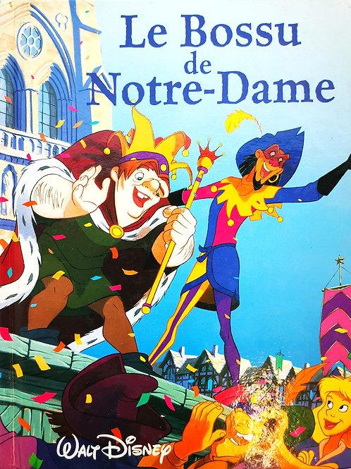 Le bossu de Notre-Dame, Walt Disney