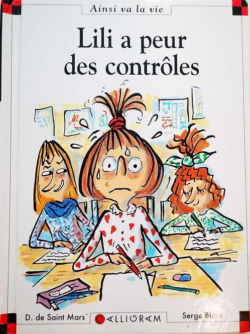Max et Lili : Lili a peur des contrôles