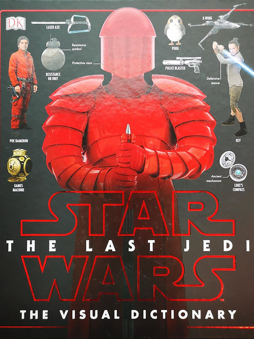 Star Wars, The last Jedi, The visual dictionary