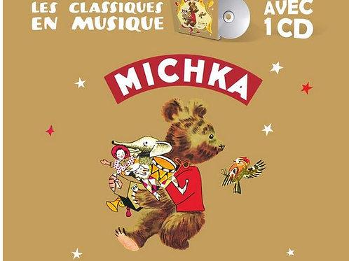 MICHKA (sans CD)
