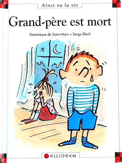Max et Lili : Grand-père est mort