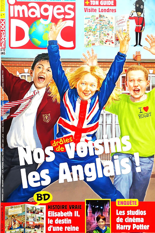 Images Doc, Nos voisins les Anglais