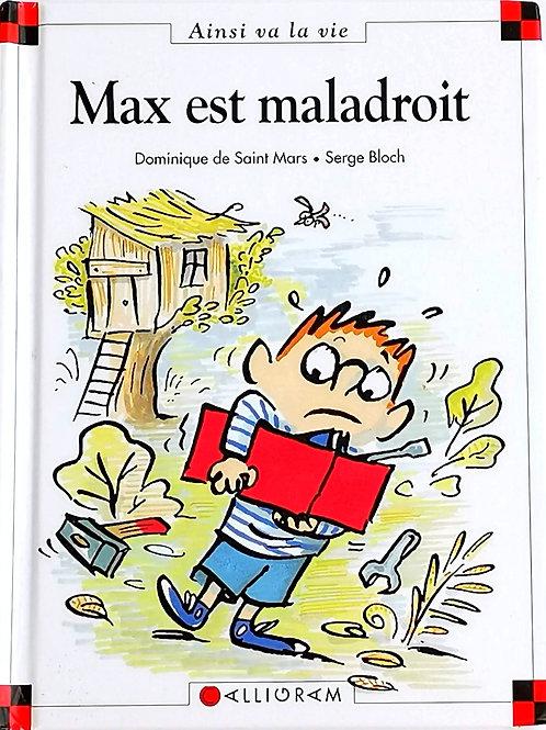 Max et Lili : Max est maladroit