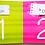 Thumbnail: J'apprends les chiffres - Chemin de doigt