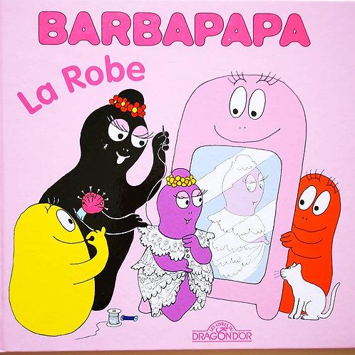 Barbapapa La robe