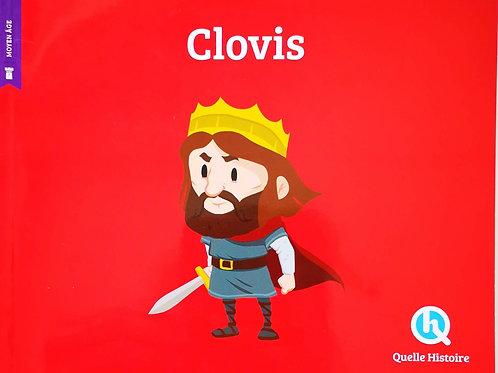 Clovis, Quelle Histoire