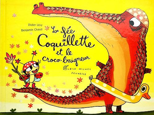 La fée coquillette et le croco-baigneur