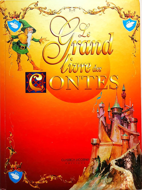Le Grand livre des Contes