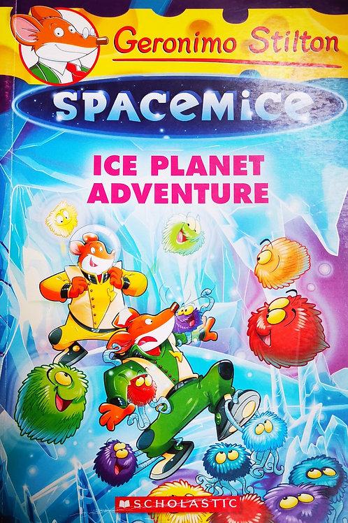 SpaceMice, Geronimo Stilton : Ice Planet Adventure