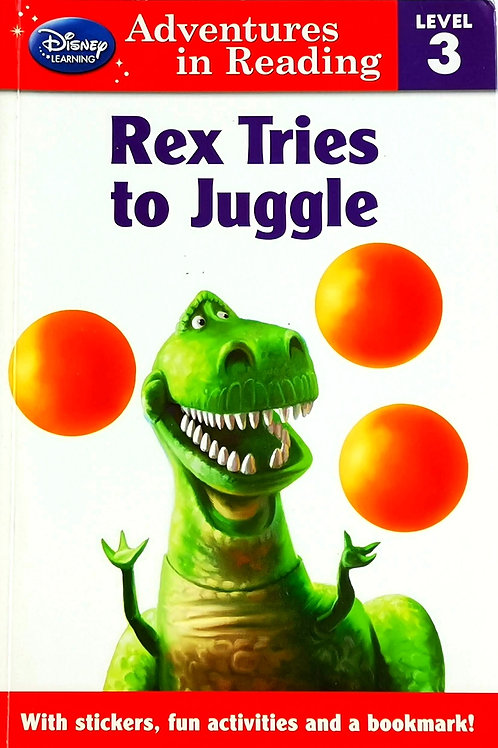 Rex Tries to Juggle