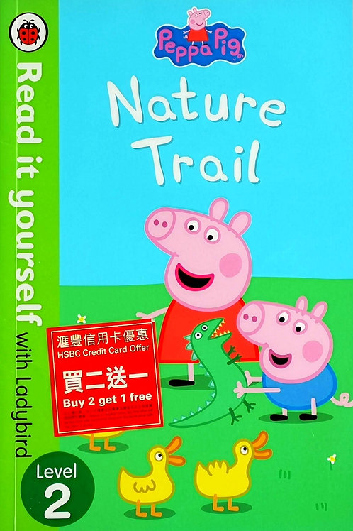 Nature Trail, Peppa Pig, Read it yourself