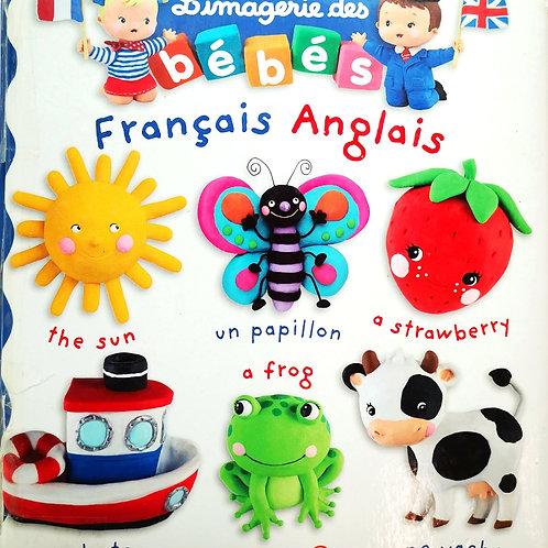 L'imagerie des bébés, Français - Anglais